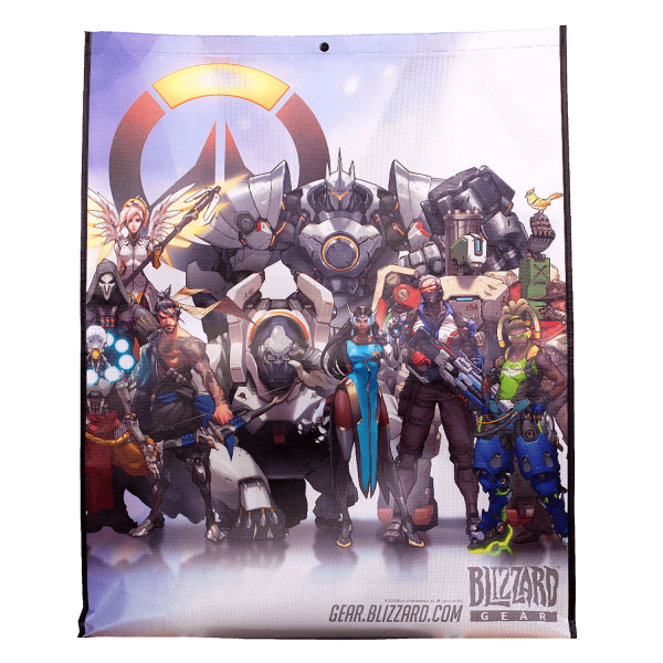 OVERWATCH OVERSIZED CONVENTION BAG