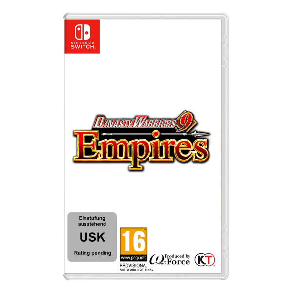 Dynasty Warriors 9 Empires - Switch