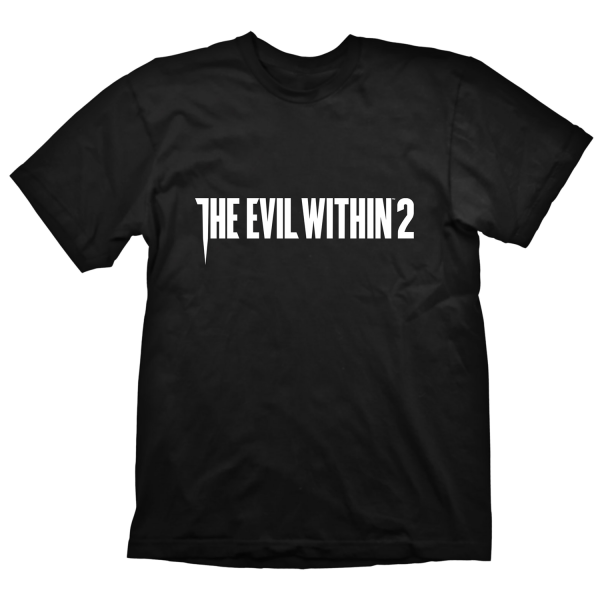 The Evil Within 2 T-Shirt Horizontal Logo