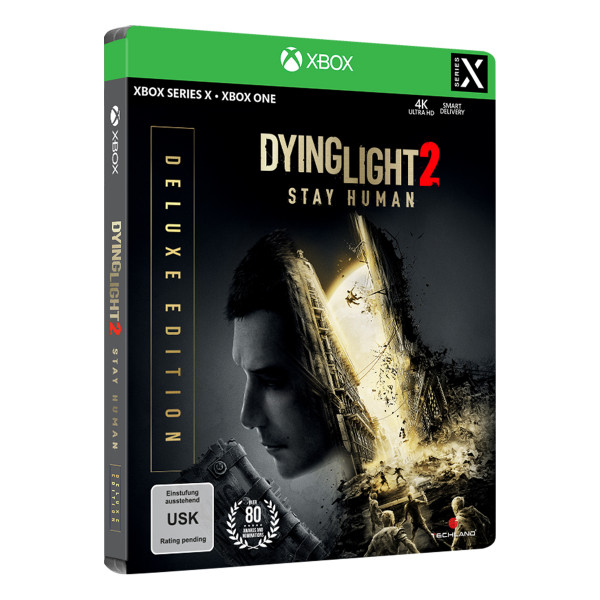 Dying Light 2 Stay Human Deluxe Edition - XSRX
