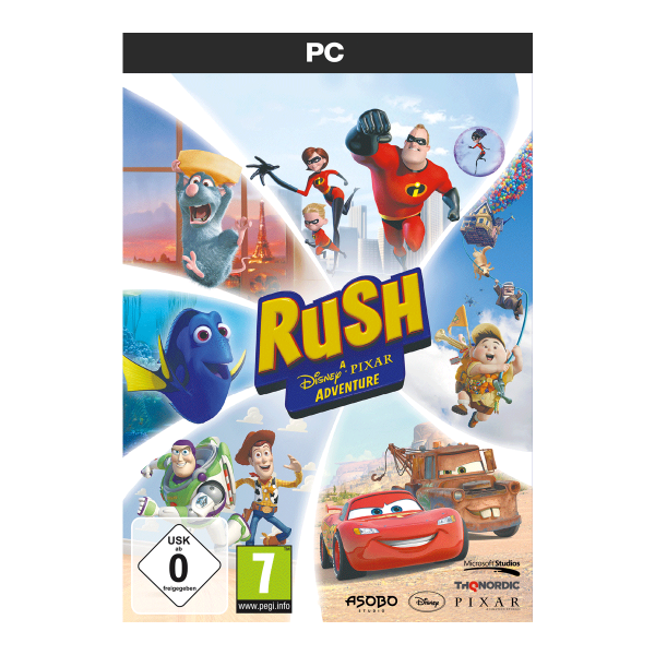 Rush: A Disney-Pixar Adventure - PC