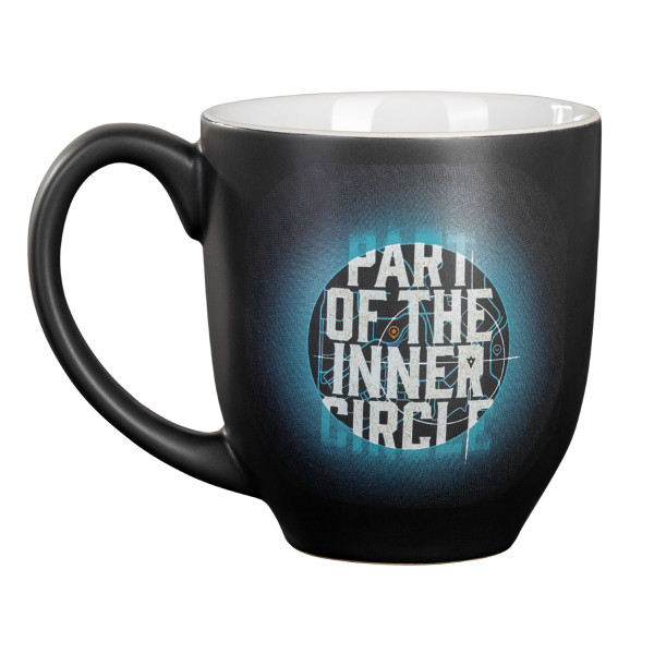 """Call of Duty Warzone Two-Colored Mug """"Inner Circle"""""""