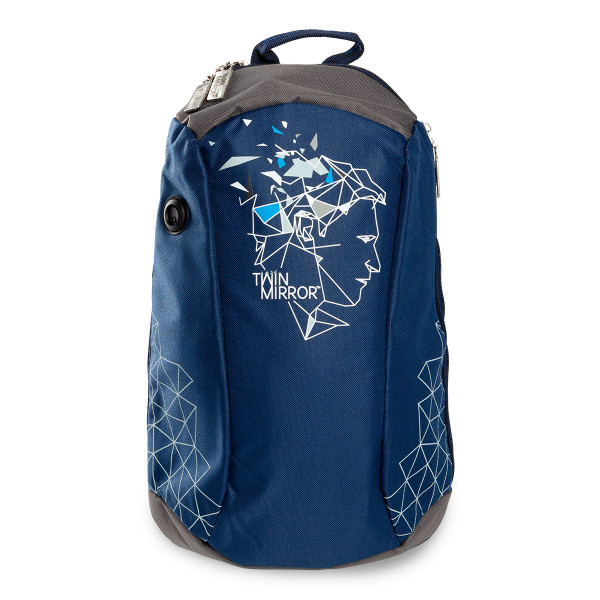 Twin Mirror Backpack