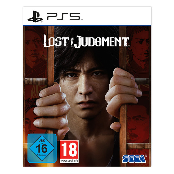 Lost Judgment- PS5