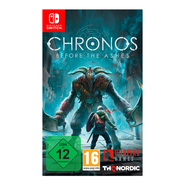 Chronos: Before the Ashes - Switch