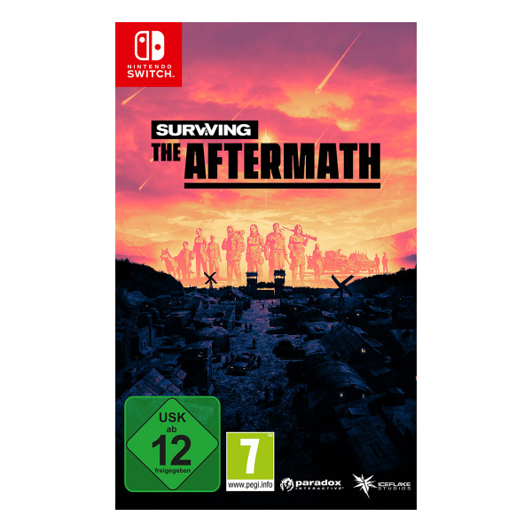 Surviving the Aftermath Day One Edition - Switch