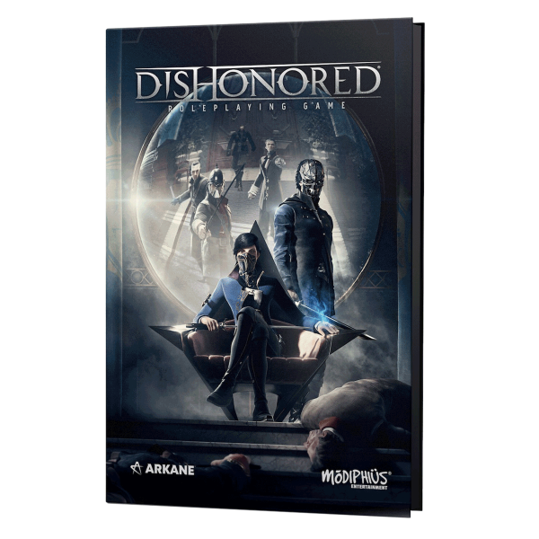 Dishonored The Roleplaying Game Corebook