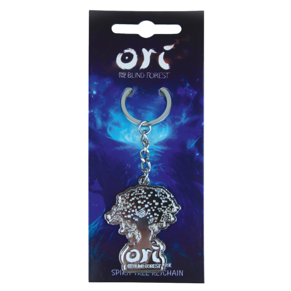 ORI AND THE BLIND FOREST KEYCHAIN SPIRIT TREE