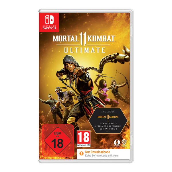 Mortal Kombat 11 Ultimate - Switch