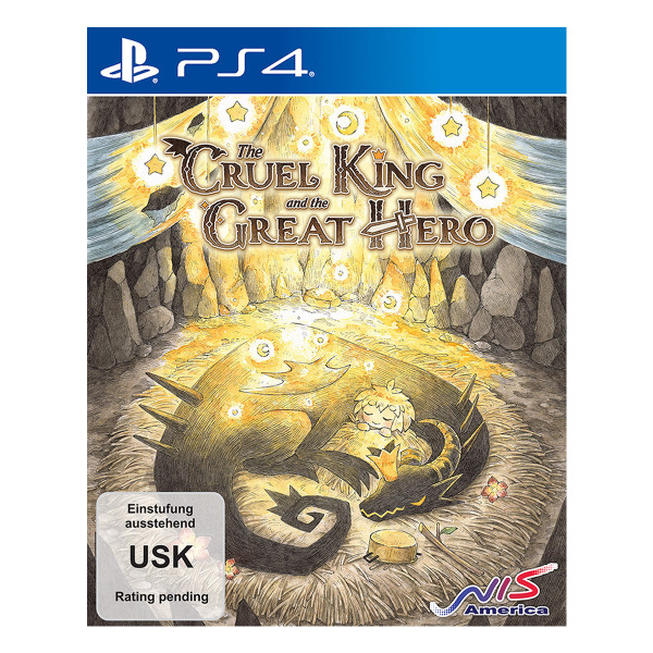 The Cruel King and the Great Hero - Storybook Edition - PS4