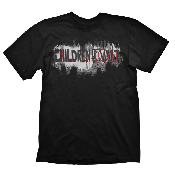 BORDERLANDS 3 T-SHIRT CHILDREN OF THE VAULT BLACK