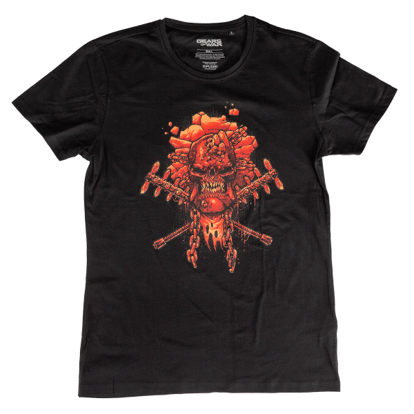 "Gears of War T-Shirt ""Swarm"""
