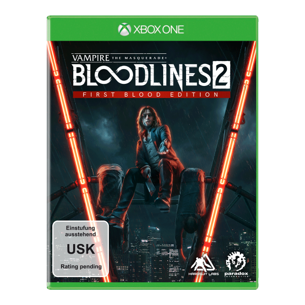 Vampire: The Masquerade Bloodlines 2 First Blood Edition - XONE