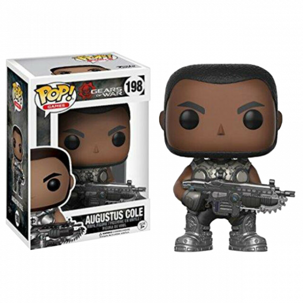 "Gears of War Figure ""Augustus Cole"" POP! Vinyl"