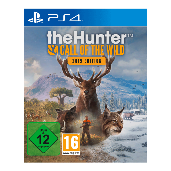 The Hunter - Call of the Wild - Edition 2019 - PS4