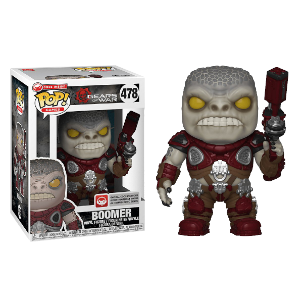"Gears of War Figur ""Boomer"" POP! Vinyl"