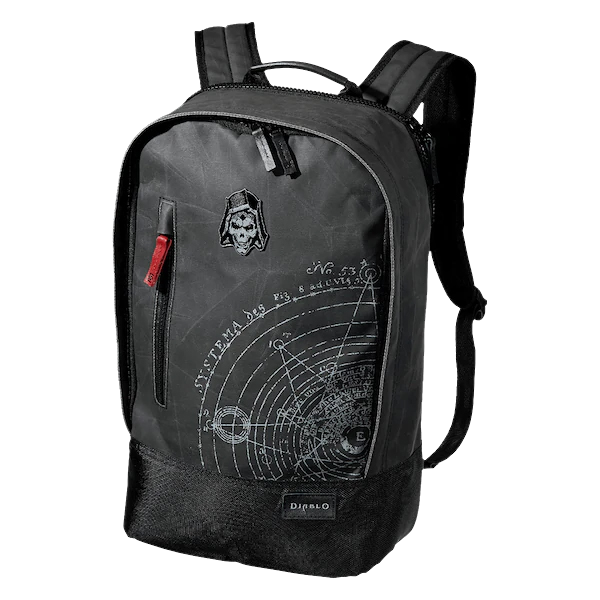"Diablo Backpack ""Dark Wanderer"""
