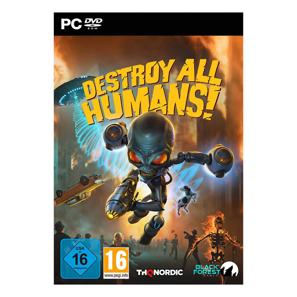 Destroy All Humans! Crypto-137 Edition - PC