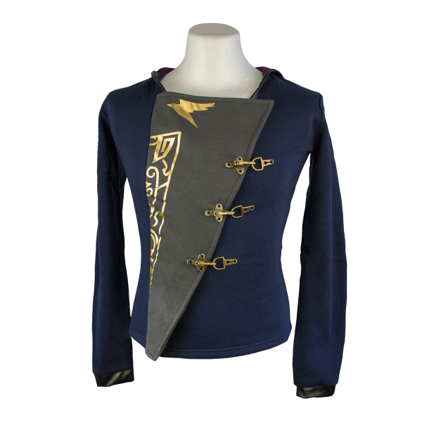 Dishonored Hoodie A True Empress Outfit 1