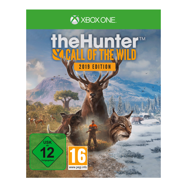 The Hunter - Call of the Wild - Edition 2019 - XONE