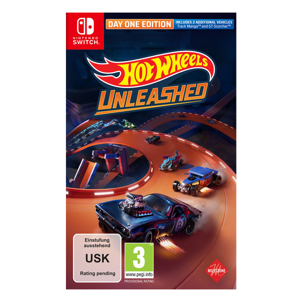 Hot Wheels Unleashed Day One Edition - Switch