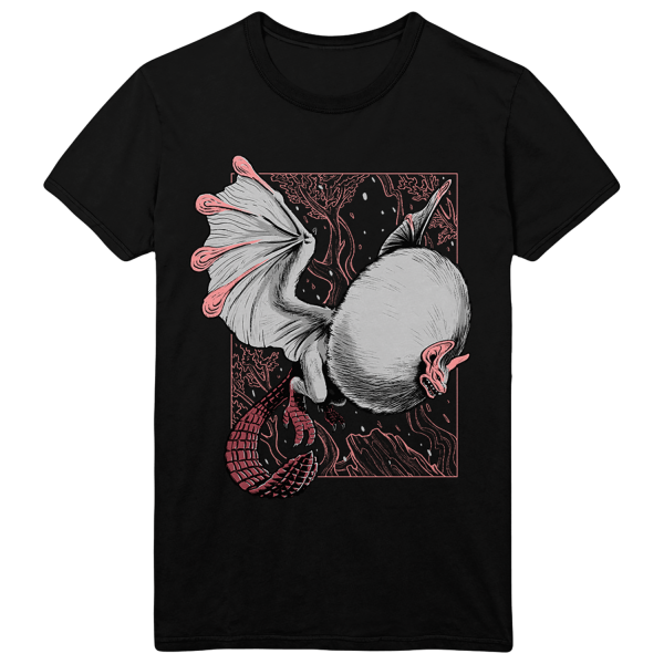 MONSTER HUNTER WORLD T-SHIRT PAOLUMU