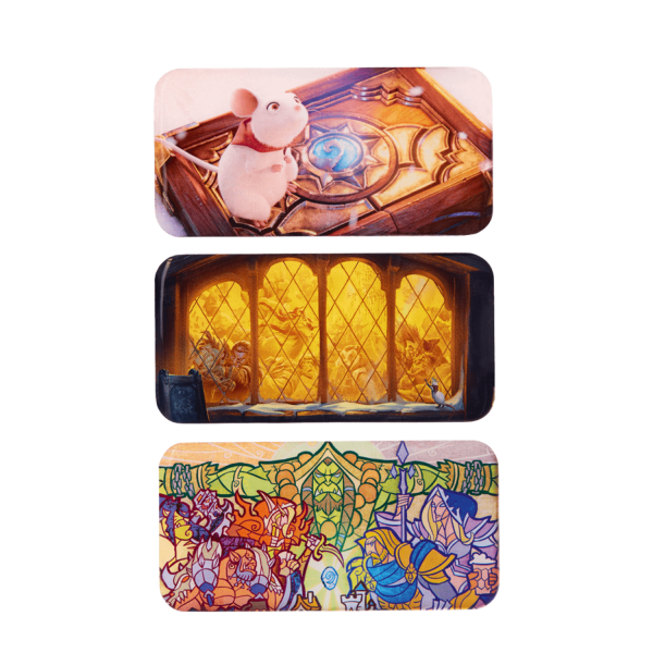 HEARTHSTONE MAGNET SET - SERIES 1
