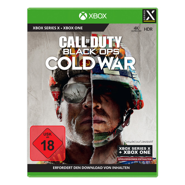 Call of Duty: Black Ops - Cold War - XSRX