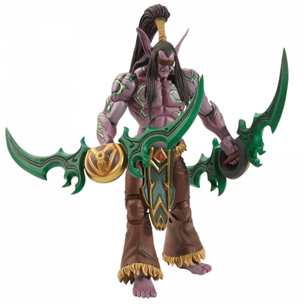 HEROES OF THE STORM FIGUR ILLIDAN SERIES 1