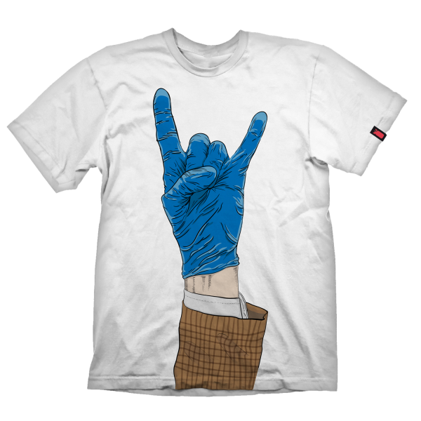 "Payday 2 T-Shirt ""Devil Horns"""
