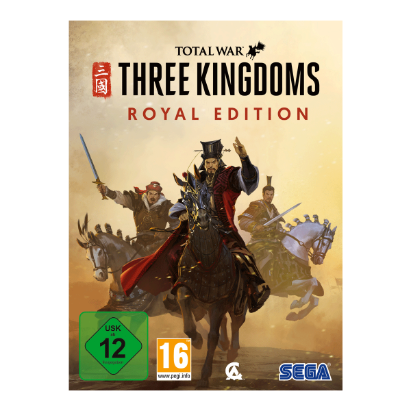 Total War: Three Kingdoms Royal Edition - PC