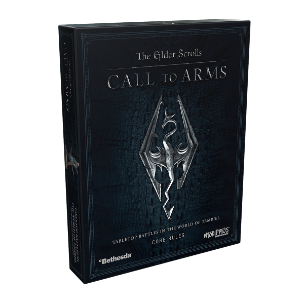 """The Elder Scrolls Call to Arms """"Core Rules Box"""""""