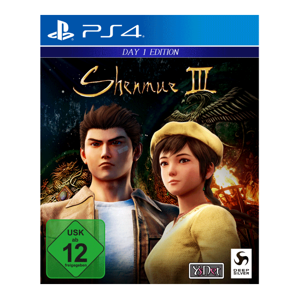 Shenmue III Day One Edition - PS4