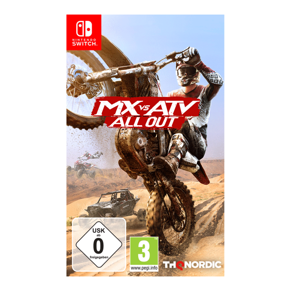 MX vs. ATV All Out - Switch