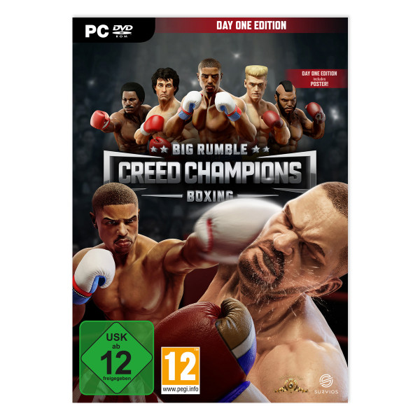 Big Rumble Boxing: Creed Champions Day One Edition - PC