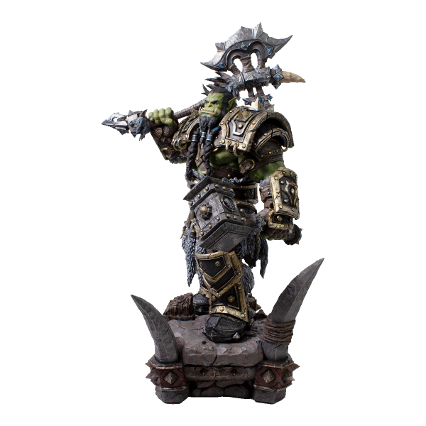 "World of Warcraft Statue ""Thrall"""
