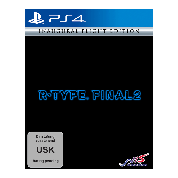 R-Type Final 2 - Inaugural Flight Edition - PS4