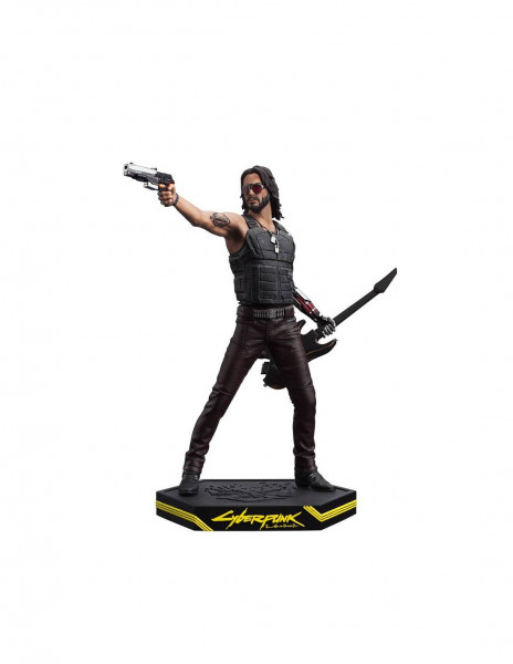 "Cyberpunk 2077 Figure ""Johnny Silverhand"""