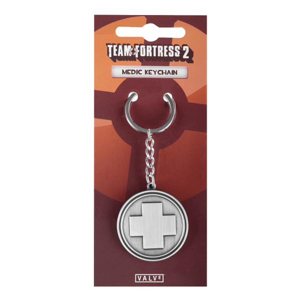 TEAM FORTRESS 2 KEYCHAIN MEDIC