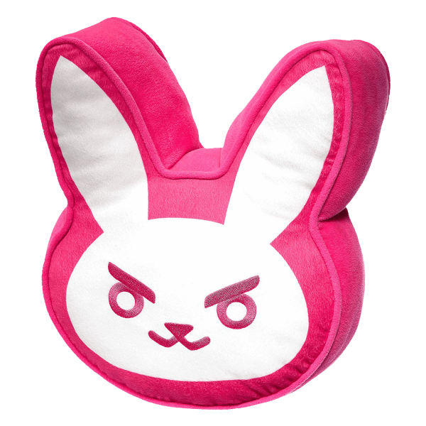 OVERWATCH PILLOW DVA BUNNY