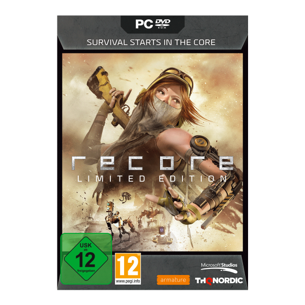 ReCore Limited Edition - PC