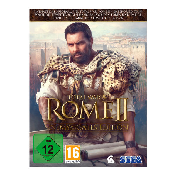 Total War: Rome 2 - Enemy at the Gates Edition - PC
