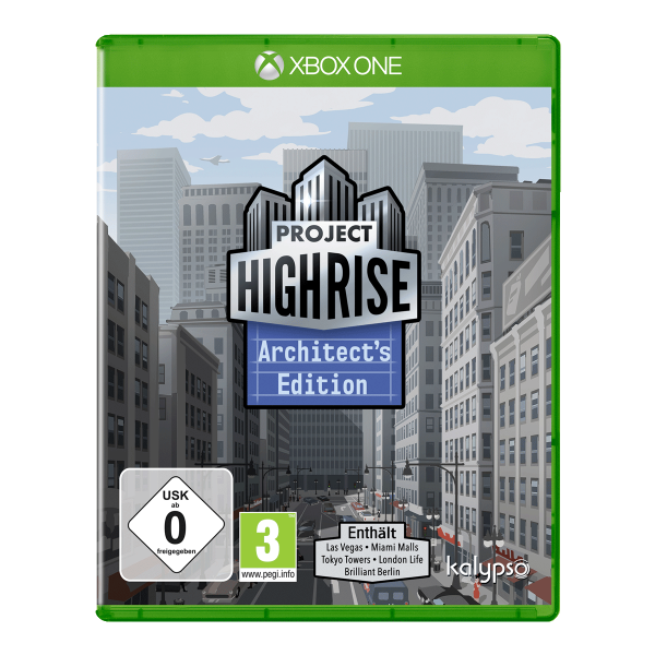 Project Highrise: Architect's Edition - XONE