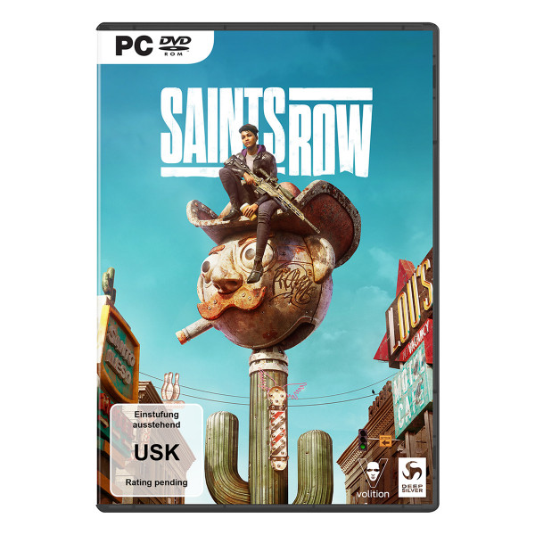 Saints Row Day One Edition - PC