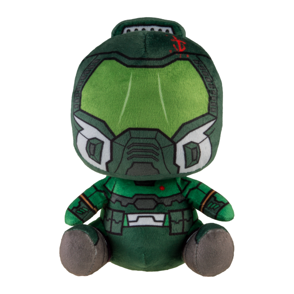 DOOM PLUSH DOOM SLAYER STUBBINS