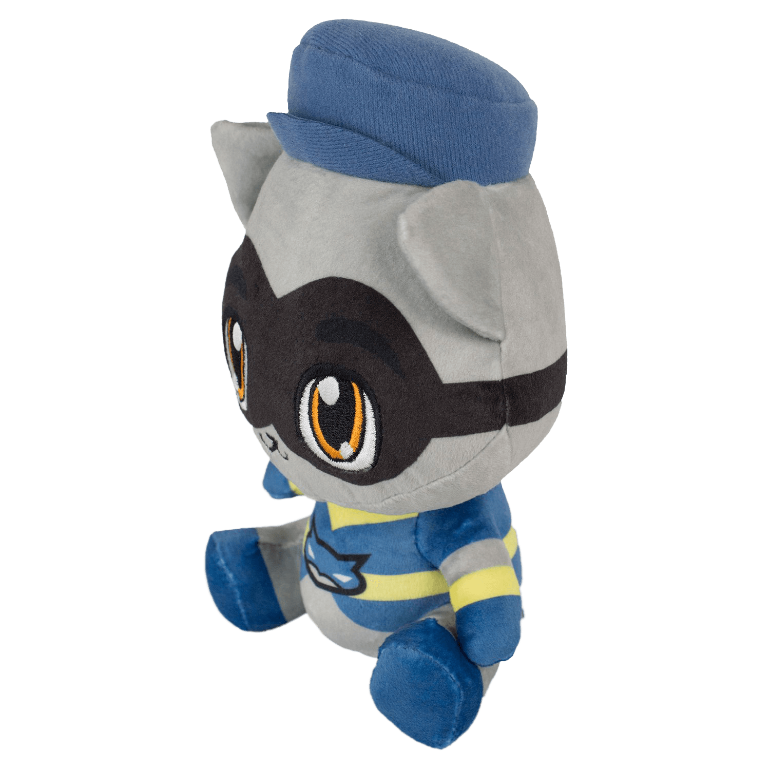 Sly Cooper Stuffed Animal, Sly Cooper Plush Sly Cooper Stubbins Plushies Collectibles Game Legends Legendary Merch