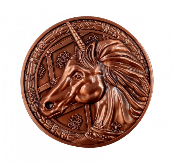 Resident Evil Medallion - Unicorn