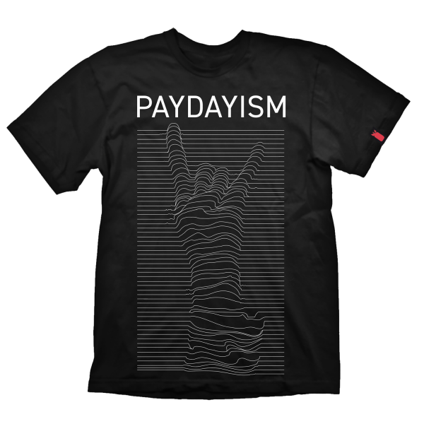 "Payday 2 T-Shirt ""Paydayism"""