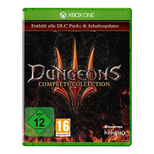 Dungeons 3 Complete Collection - XONE