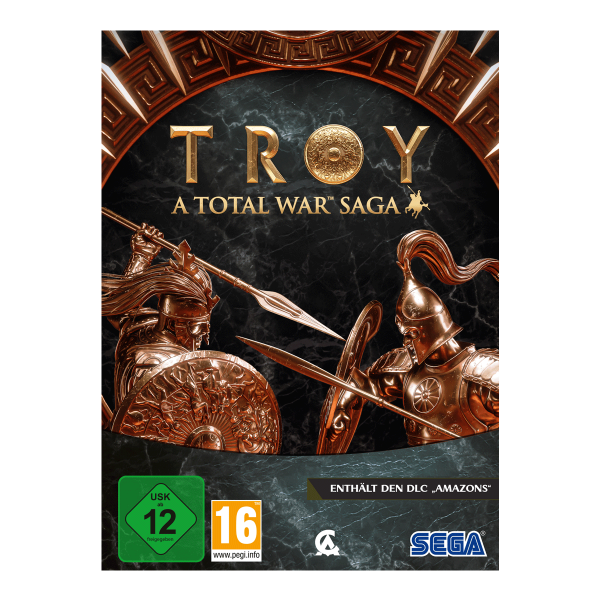 A Total War Saga: Troy Limited Edition - PC